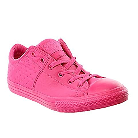 Converse Damen Mädchen Girl Sneaker Gr. 36 (US4) Chuck Taylor All Star pink *** Madison Ox LT Fashion pink *** 653282F Neoprene