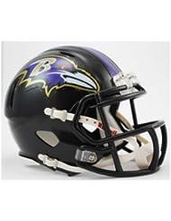 Riddell - Riddell Replica Mini casque Ravens