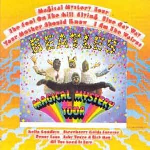 Magical Mystery Tour [Musikkassette]