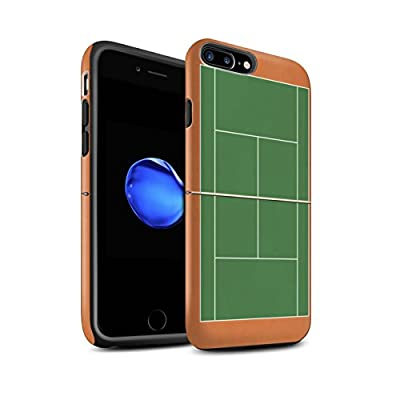 STUFF4 Phone Case/Cover/Skin / IP-3DTBM / Tennis Courts Collection by Stuff4