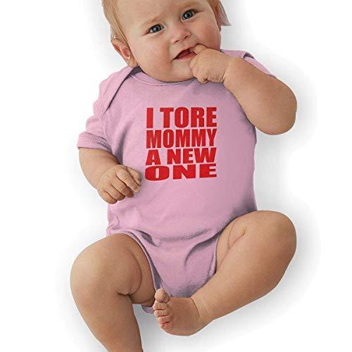 Ich Habe Mama eine Neue lustige Baby Strampler Boutique Junge Mädchen Kleidung einfache Freuden Kurzarm Body