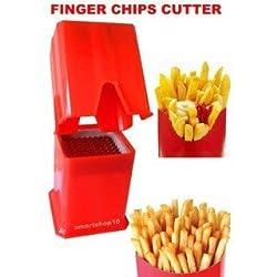 Potato Chipser French Fries, Potato Finger Chips Cutter