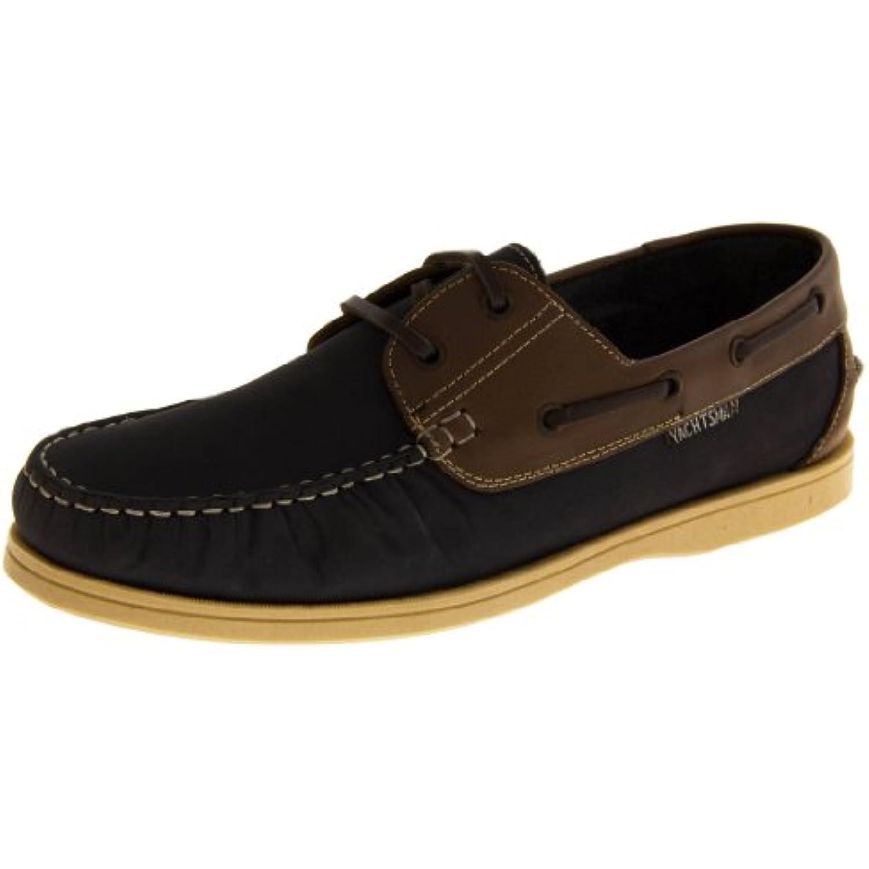 Footwear Studio , Chaussures bateau pour homme homme homme Bleu /Marron /dark Marron /navy/navy Bleu  - B00JZ4RT0G - 7ce7ed