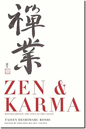 Zen & Karma: Teachings of Roshi Taisen Deshimaru por Roshi Taisen Deshimaru