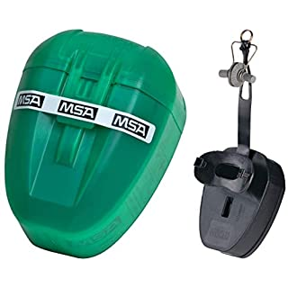 MSA MiniScape | Filter Escape Device with Mouthpiece and Nose Clip | Emergency Escape Respirator Mask | DIN 58647 ABEK | TabTec filter | Fits into your pocket
