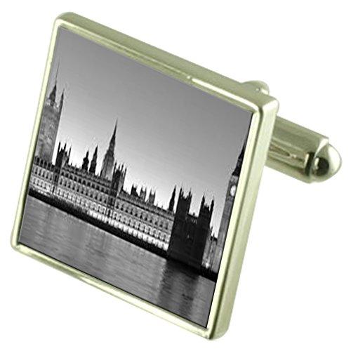 Select Gifts Chambres du Parlement de Londres de manchette avec poche