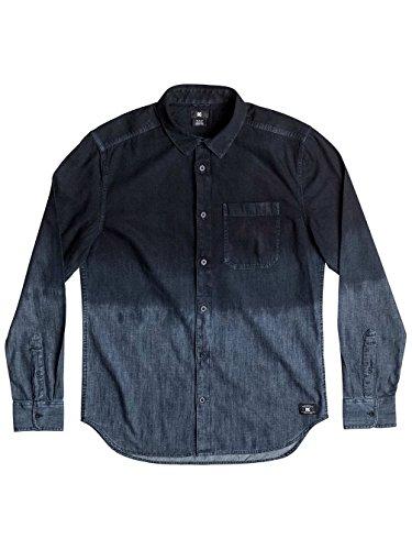 Herren Hemd lang DC Grantsburg 2 Hemd Indigo Denim
