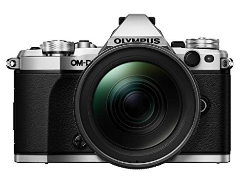 Olympus OM-D E-M5 Mark II + M.ZUIKO ED 12-40mm (Kit) Black