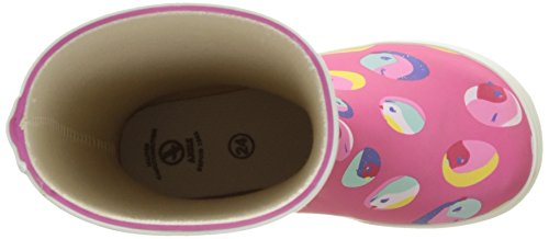 Aigle Unisex-Kinder Lolly Pop Glittery Gummistiefel Mehrfarbig (Lolly Pop Glittery)