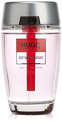 Hugo Boss Energise homme / men, Eau de Toilette Vaporisateur / Spray 125 ml, 1er Pack (1 x 1 Stück)