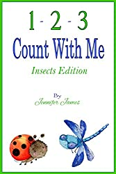 1 2 3 Count With Me (English Edition)
