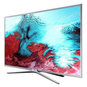Téléviseur SAMSUNG UE49K5600 LED Full HD 49' (124 cm) 16/9 - 1920 x 1080 pixels - TNT et Câble HD - HDTV 1080p - Wi-Fi - 400 PQI