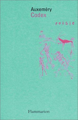 Codex par Auxeméry