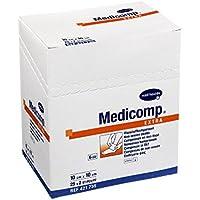 Medicomp Extra Kompressen 10x10 cm Steril, 25X2 St preisvergleich bei billige-tabletten.eu