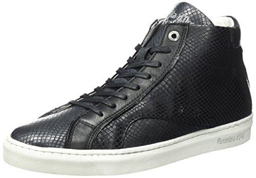Pantofola d'Oro Paularo Donne Mid, chaussons d'intérieur femme Schwarz (Black)