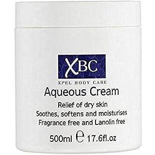 XBC Aqueous Body Cream Jar, 500 ml