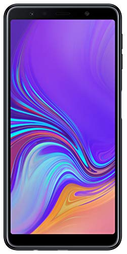 Samsung Galaxy A7 (2018) A750F Black Android 8.0 Smartphone Core Duo Gps