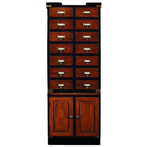 Collectors Cabinet II, Doors