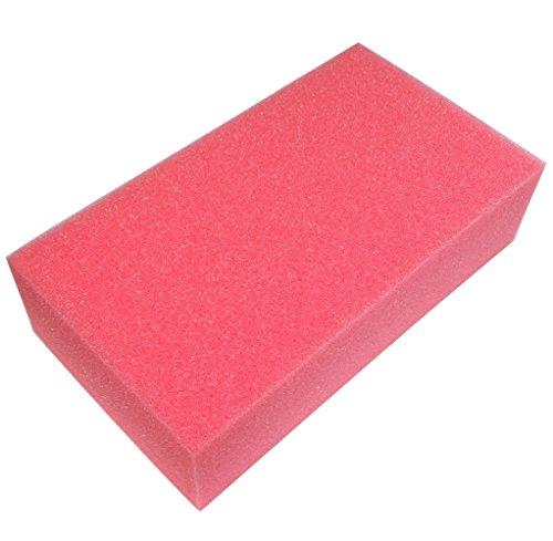 AERZETIX: Grande esponja para lavado/limpieza 22/12/6cm colores variables C18619
