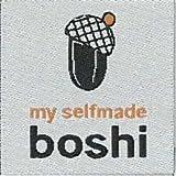 original myboshi - Label, Etikett, zum aufnähen oder bügeln