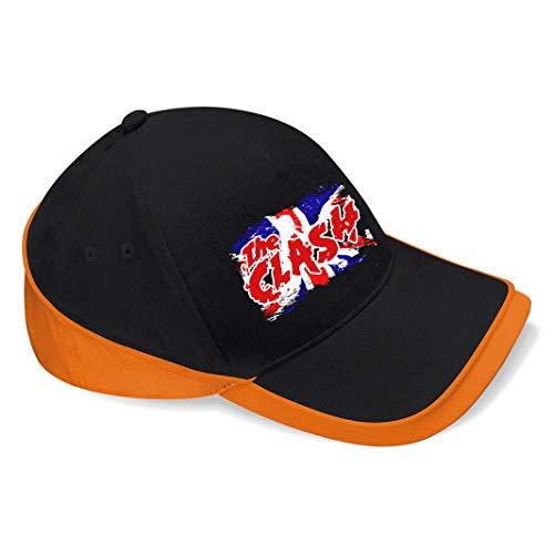 mmshop18 The Clash Punk Punkrock Sex Pistols Ramones Rockabilly Baseball Cap Mütze...