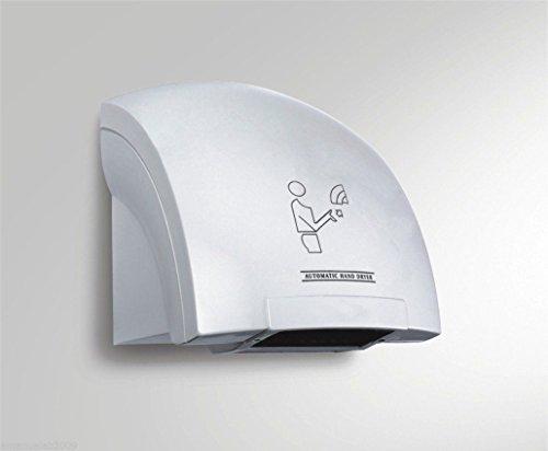 Automatischer elektrischer Händetrockner mit warmer Luft und Fotozelle, für Hotels