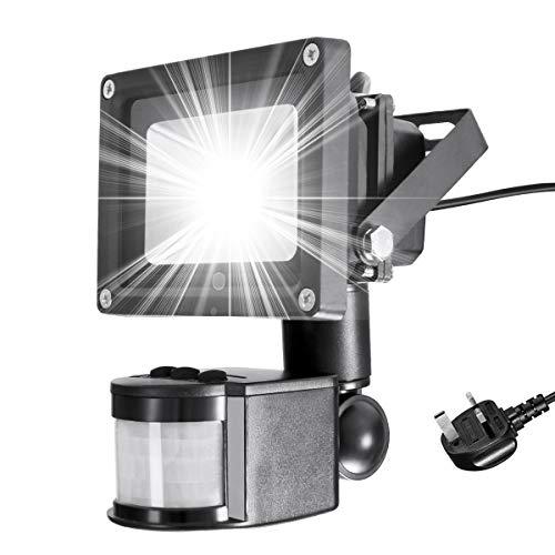 Warmoon 10W LED Motion Sensor Li...