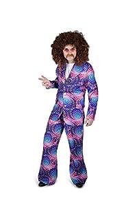 Karnival Costumes- Boho Suit Disfraz, Multicolor, 44-46 (82182)