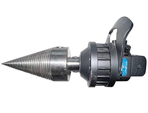 Drill- / Spaltkegel 120mm mit Formiko-Rotator FHR 4.500L 4,5to. Kegelspalter, Holzspalter, Spaltgerät