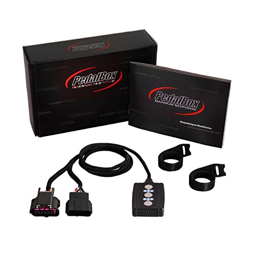 Pedalbox 3S Gaspedal Zusatzsteuergerät art.nr. 10423710von DTE Systems Test