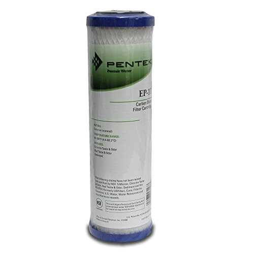 Pentek ep-10Carbon Block Wasserfilter 5Mikron Nominal - 5 Mikron Carbon-block-filter