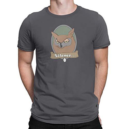 Preisvergleich Produktbild Silence Owl Gaming T-Shirt (M)