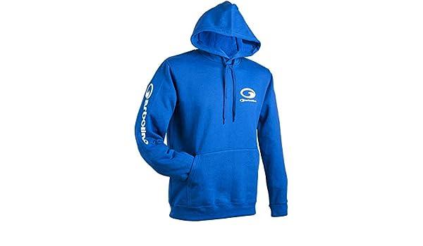 Garbolino Sweat Homme A Capuche Edition Bleu Bleu, XXL