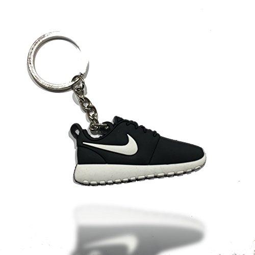 Sneaker Schlüsselanhänger Roshe Run Schlüsselanhänger fashion für Sneakerheads,hypebeasts und alle Keyholder Black Roshe Run | ProProCo®