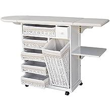 Mueble planchador Estoril (Blanco)