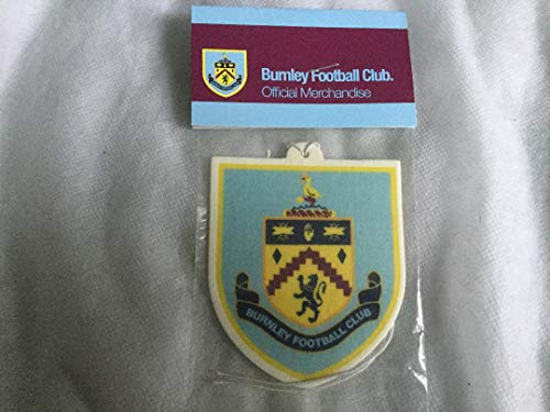 34085e48d Burnley FC Official CREST AIR FRESHENER LIMITED STOCK