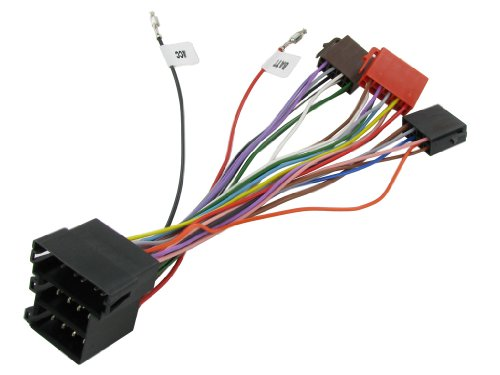 Connects2 CT20VX02 Adapterkabel für Opel Astra/Omega/Corsa/Vectra, 36-polig