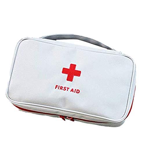 domorebest Einfacher Transport-Reisemedizin-Behälter