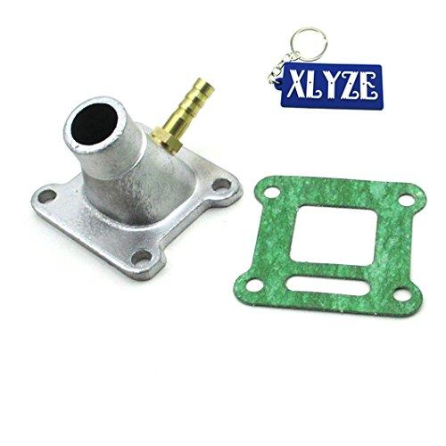 xlyze Racing Dichtung Rohr-Aufnahme für Boost Bottle 47cc 49cc Mini ATV Quad Dirt Pocket Bike