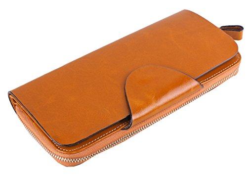 lh-saierlongr-womens-zipper-wallet-light-tan-wax-genuine-leather-wallets