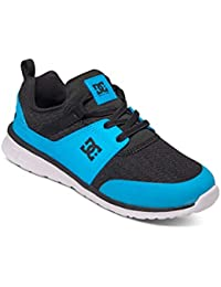 DC Heathrow' Kids. Black/Blue.