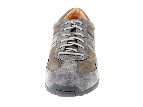 camel active Herren Space 24 Sneaker Braun (Peat)
