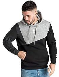 39ad0e99768abf Amazon.co.uk  Gym King - Hoodies   Hoodies   Sweatshirts  Clothing