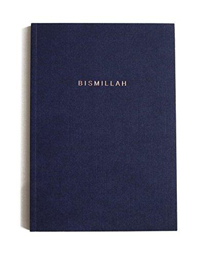 – Bismilliah Luxe Notebook A5perfekt gebundenes Hot folierter, Islamische Stationery, JOTTER