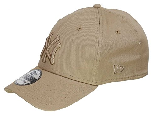 A NEW ERA New Era Cap – 39Thirty MLB New York Yankees League Esntl Cream/Cream Size: XS/S