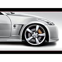 Nissan 350Z Guardabarros de ala delantera personalizado 2014