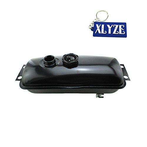 xlyze Gas Tank-Kraftstoff für 150cc 250cc chinesische Kart Dune Buggy Bike 150FS 250FS 150gkh-2