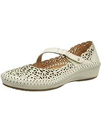 Amazon Para Velcro Zapatos Y Bailarinas es Mujer a7aqHZx