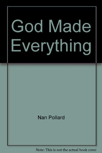 God Made Everything (Happy Day Book)