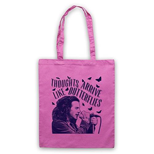 Inspire par Pearl Jam Even Flow Thoughts Arrive Like Butterflies Officieux Sac d'emballage